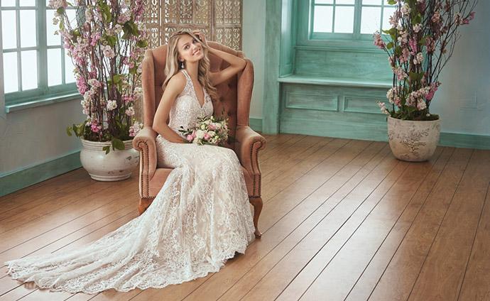 Unveiling 2018 Bridal Fashion